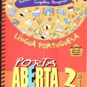 Porta Aberta - Língua Portuguesa - 2ª Série - Nova Edição - Consumível