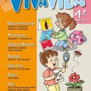 Viva Vida - Livro Integrado 4º Ano