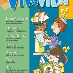 Viva Vida - Livro Integrado 5º Ano - Consumível - Nova Ortografia