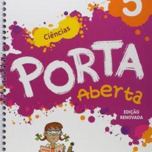 CJ-Porta Aberta - Ciências - 5ºAno