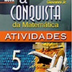 A Conquista da Matemática - A + Nova - 5ª Série - C/a