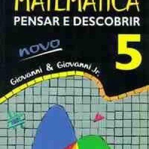 Matemática Pensar e Descobrir 5 - N/c