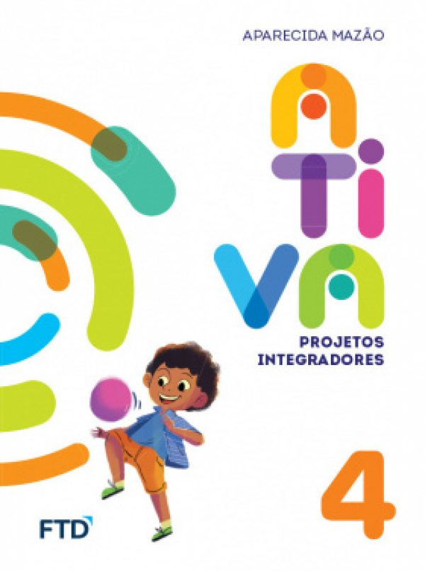 Ativa Projetos Integradores - Volume 4