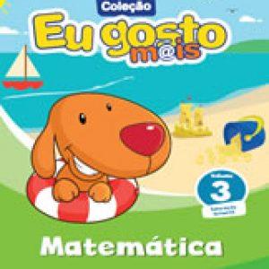 EU GOSTO MAIS MATEMÁTICA VOLUME 3