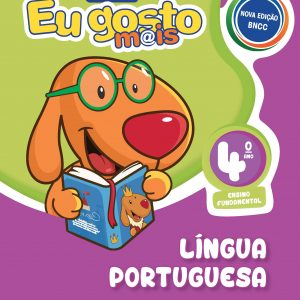 EU GOSTO MAIS LÍNGUA PORTUGUESA - 4º ANO 4 ED