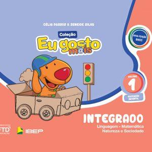 EU GOSTO MAIS VOLUME INICIAL - EDUCAÇÃO INFANTIL