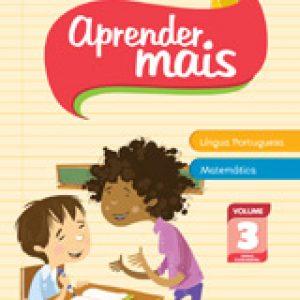 APRENDER MAIS - LÍNGUA PORT. E MATEMÁTICA - VOL. 3