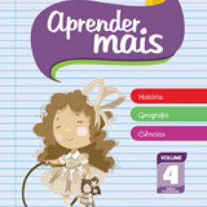 APRENDER MAIS - HIST./ GEO./ CIÊNCIAS - VOL. 4
