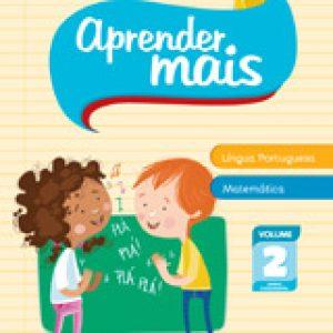 APRENDER MAIS - LÍNGUA PORT. E MATEMÁTICA - VOL. 2