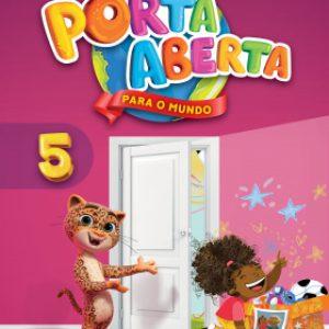 Porta Aberta para o Mundo - Língua Portuguesa - 5º ano