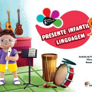 GirarVerso Ampliar imagem Presente Infantil Linguagem 2 Presente Infantil Linguagem 2 - verso Presente Infantil - Linguagem 2