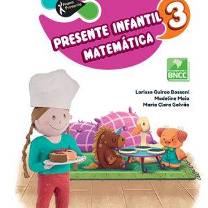 Presente Infantil - Matemática 3